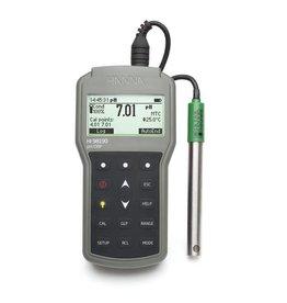 Hanna HI98190 waterbestendige draagbare pH, mV, ORP en temperatuur meter