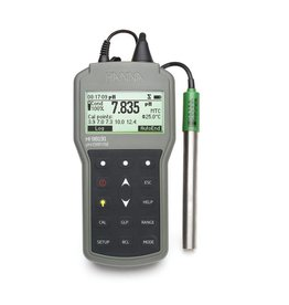 Hanna HI98191 portable waterproof pH, mV, ORP, ISE and temperature meter