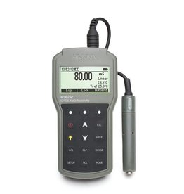 Hanna Instruments HI98192 portable waterproof EC, TDS and resistivity meter