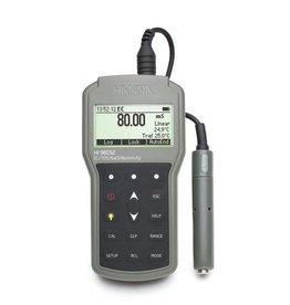 Hanna Instruments HI98192 Waterbestendige Draagbare Geleidbaarheidsmeter (EC)