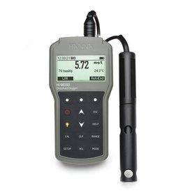 Hanna HI98193 Waterdichte zuurstofmeter met barometer en automatische BOD berekening