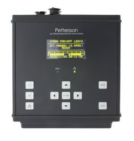 Pettersson D500X Ultrasound Detector/Recorder