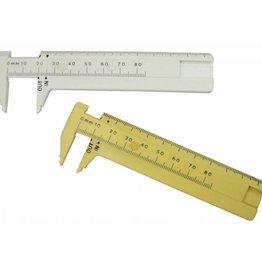 Kunststoffwerk AG Buchs mini schuifmaat Pocket Slide