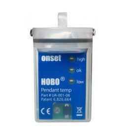Hobo Pendant Temperature / Alarm Data Logger 8k - UA-001-08
