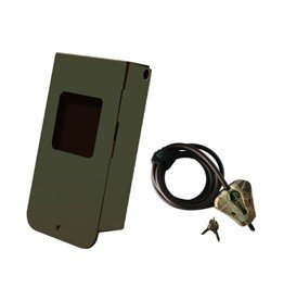 Anabat Express Security Box & Cable Lock