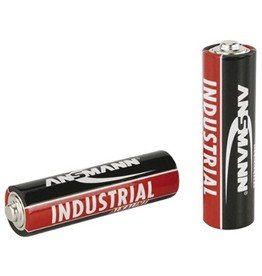 Ansmann Alkaline Industrial AA - 10 pack