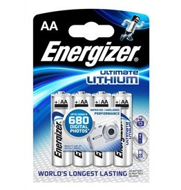 Energizer Ultimate lithium AA/L91