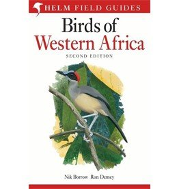 Birds of Western Africa (paperback field guide)