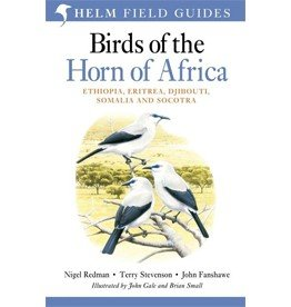 Birds the Horn of Africa