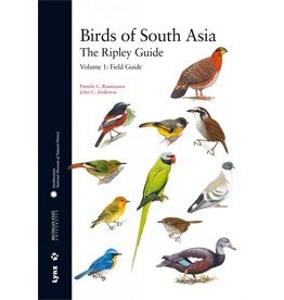 The Ripley Guide: Birds of South-Asia