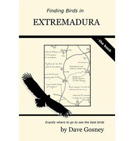 Finding birds in Extremadura