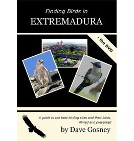 Finding birds in Extremadura DVD