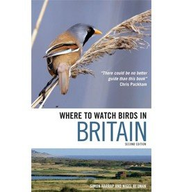 Where to watch birds in Britain - 2nd edition 2010