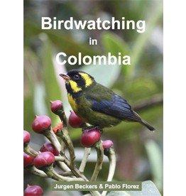 Fenix Birdwatching in Colombia