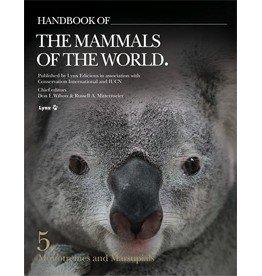 Handbook of the mammals of the world - volume 5