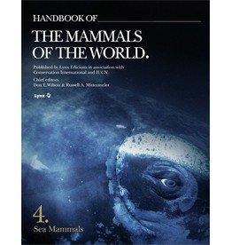 Handbook of the mammals of the world - volume 4