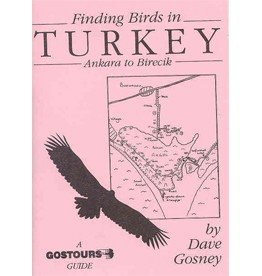 Finding birds in Turkey - Ankara to Birecik