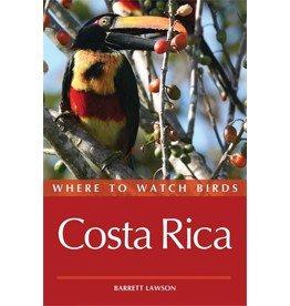 Where to watch birds in Costa Rica