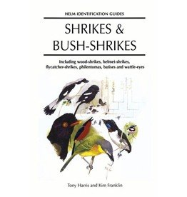 Shrikes and Bush-shrikes