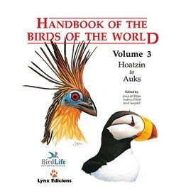 Handbook of the Birds of the World 3