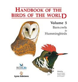 Handbook of the Birds of the World 5
