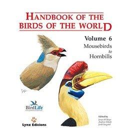 Handbook of the Birds of the World 6