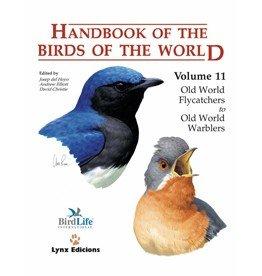 Handbook of the Birds of the World 11