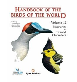 Handbook of the Birds of the World 12