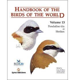 Handbook of the Birds of the World 13