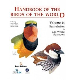 Handbook of the Birds of the World 14