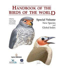 Handbook of the Birds of the World special volume