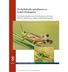 De Nederlandse sprinkhanen en krekels (Orthoptera)