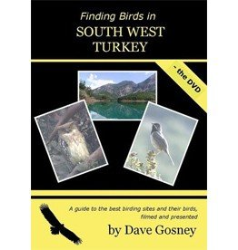 Finding Birds in South-west Turkey DVD