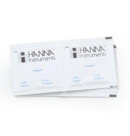 Hanna HI702-25 Reagentia voor vrij koper HR, 0,00 tot 5,00 mg/l, 25 stuks