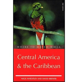 Where to watch birds Central America & the Caribbean