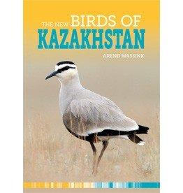 The New Birds of Kazakhstan