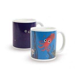 Kikkerland Morph Mug Under the Sea
