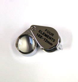 Loupe Four Elements 10x 12mm