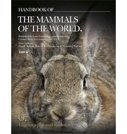 Handbook of the mammals of the World - volume 6