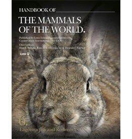 Handbook of the Mammals of the World - volume 6