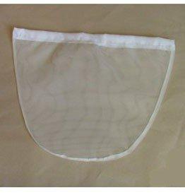 Round or triangular aquatic net