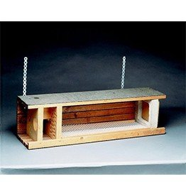 Schwegler Little Owl Box No. 21 with marten protection and drainage