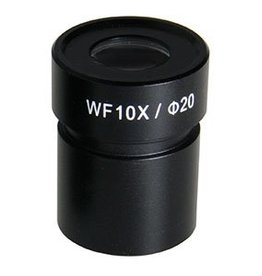 Euromex HWF 10x / 20mm eyepiece with micrometer StereoBlue