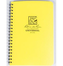 Rite in the Rain Waterproof spiral notebook