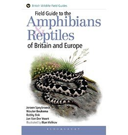 Field Guide to the Reptiles and Amphibians of Britain and Europe