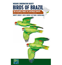 Wildlife Conservation Society Birds of Brazil, Volume 2: The Atlantic Forest of Southeast Brazil, zoals São Paulo and Rio de Janeiro