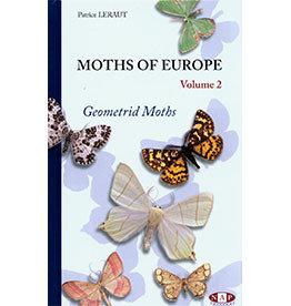 Moths of Europe - Volume 2: Geometrid Moths