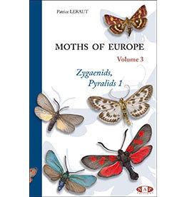 Moths of Europe - Volume 3: Zygaenids, Pyralids 1