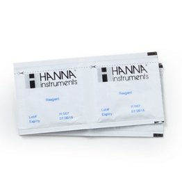 Hanna HI764-25: Nitrite Ultra Low Range Checker reagents, 25 pieces