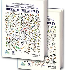 Illustrated checklist of the birds of the world. Set of two volumes *